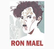 RON MAEL natural pattern design by Blake Chamberlain