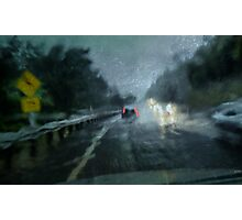 Southern Storm Photographic Print