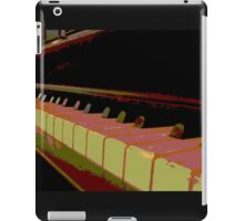 In the Key of Berries & Cream iPad Case/Skin