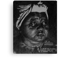 Mammy Canvas Print
