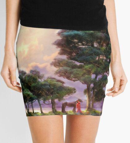 Eternal Mini Skirt