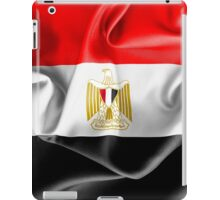Egypt Flag iPad Case/Skin
