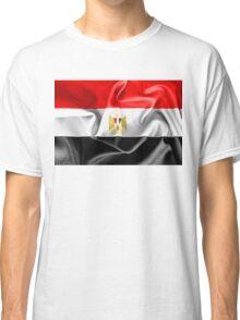 Egypt Flag Classic T-Shirt