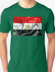 Egypt Flag Unisex T-Shirt
