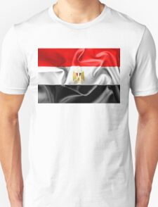 Egypt Flag Unisex T-Shirt