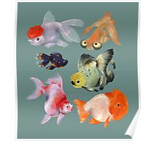 Fishies Poster