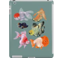 Fishies iPad Case/Skin