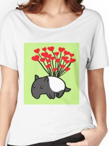 Tapir Love Women's Relaxed Fit T-Shirt