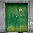 Green Door by Simon Deadman