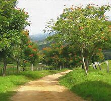 HC 42 Landscape by Heloisa Castro