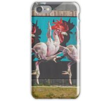 Amsterdam - Bring on the dancing birds iPhone Case/Skin