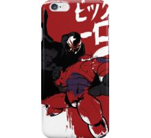 Big Hero! iPhone Case/Skin