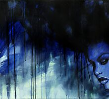 blue rain by mimi yoon