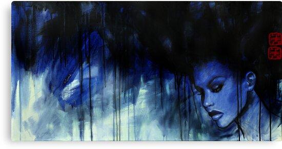 blue rain by mimi yoon