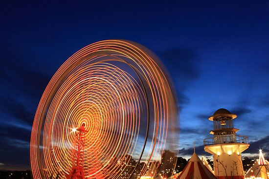 Spin Crazy by damienlee