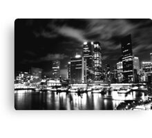 Gotham Sydney Canvas Print