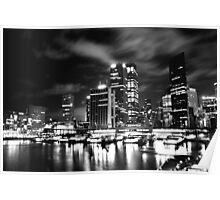 Gotham Sydney Poster