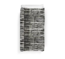 Water Reeds Mono Duvet Cover