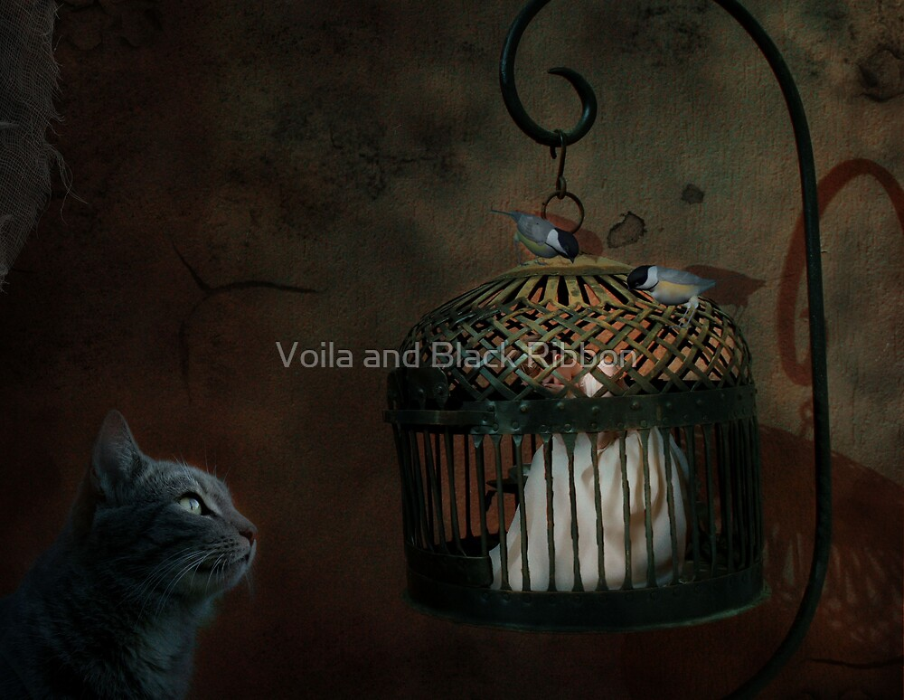 Trapped  by Voila and Black Ribbon