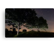 landscape before midnight 5 Canvas Print