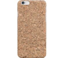 Cork iPhone Case/Skin