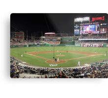 Washington Nationals Baseball Ballpark Metal Print