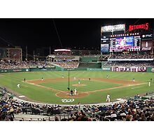 Washington Nationals Baseball Ballpark Photographic Print