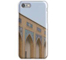 Khajeh rabi cemetery iPhone Case/Skin