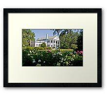 Orton Plantation Framed Print