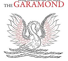 The Garamond Swan by Devika khosla