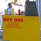 Hot Dog Stand - Botswana Style! by Adrian Paul