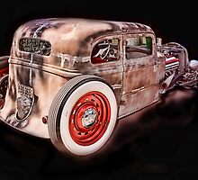 RAT ROD by Robert Beck