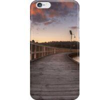 Lake Narracan at Sunset iPhone Case/Skin