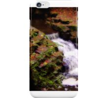 Go with the flow... iPhone Case/Skin
