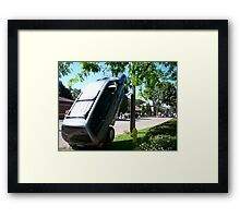 New Sport Framed Print