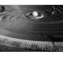 Spiral Photographic Print