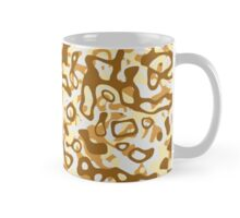 Multi Layer Abstract Pattern Coffee Mug