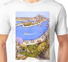 Cruise into summer Unisex T-Shirt