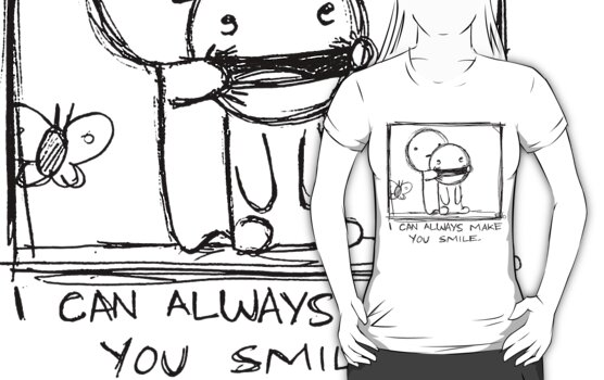 I Can Always Make You Smile. by Philip Elliott