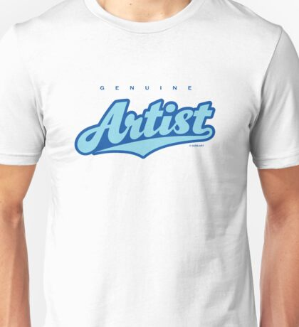 GenuineTee - Artist T-Shirt