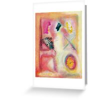 Time to Play (Big Time) Greeting Card