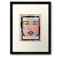 Glory Of The 80s Framed Print