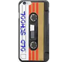 Funny old school music band logo iPhone Case/Skin