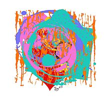a Heart Photographic Print