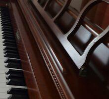 Piano by Godzilla725