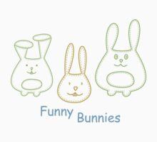 Funny Bunnies Kids Clothes