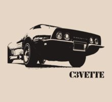 Corvette C3 by hottehue