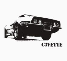 Corvette C3 Kids Clothes