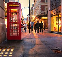 Carnaby Street, London. by fasteddie42