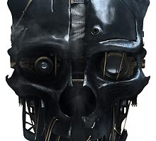 Dishonored Mask by MattDC
